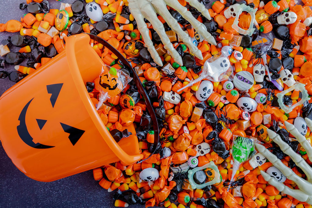 Too much Halloween Candy? What to do after a festival